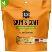 Bixbi Skin & Coat Chicken Breast Jerky Treats (15 oz)