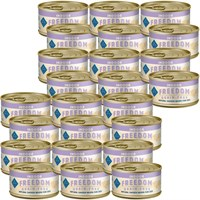 Image of Blue Buffalo Freedom - Chicken Recipe Canned Indoor Cat Food (24x3 oz)