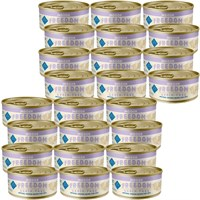 Image of Blue Buffalo Freedom - Chicken Recipe Canned Indoor Cat Food (24x5.5 oz)