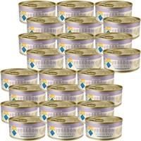 Image of Blue Buffalo Freedom - Flaked Chicken Recipe Canned Cat Food (24x5.5 oz)