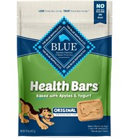 Blue Buffalo Health Bars - Apple & Yogurt (16 oz)