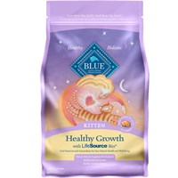 Blue Buffalo Healthy Growth Kitten Chicken & Brown Rice Recipe (7 lb)