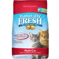 Dog Suppliescleaning & Sanitationlitter & Litter Boxesblue Buffalo Naturally Fresh Cat Litter