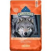 Blue Buffalo Wilderness Grain-Free Large Breed Chicken Recipe (24 lb)