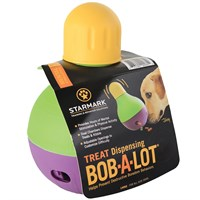 Bob-A-Lot Multi Chambered Interactive Dog Toy Best Price
