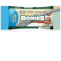 BONIES Natural Dental MINIS 2 BONE PACK (0.7 oz)