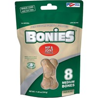 BONIES Joint Formula Multi-Pack MEDIUM (8 Bones / 11.45 oz)