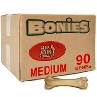BONIES (BULK BOX) Joint Formula Bones (90 Medium Bones)