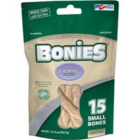 BONIES Natural Calming Multi-Pack SMALL (15 Bones / 12.15 oz)