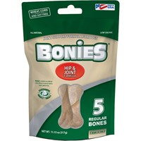 BONIES Hip & Joint Health Multi-Pack REGULAR (5 Bones / 11.15 oz)