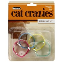 Petmate Cat Crazies Cat Toy (4 pack)