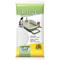 Dog Suppliescleaning & Sanitationlitter & Litter Boxesbreeze Tidy Cat