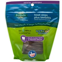 Petsafe® Busy Buddy™ Treat Rings Plus Benefits Dental Support - Size C Refills