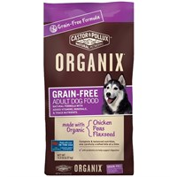 Castor & Pollux Organix Grain-Free Adult Dry Dog Food (14.5 lbs)