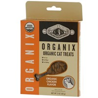 Castor & Pollux Organix Organic Cat Treats (2 oz)