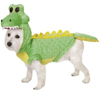 Casual Canine Crocodile Costume - XLarge