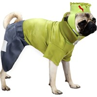 Dog Suppliesappareldog Costumescasual Canine Frankenhound Costume Green