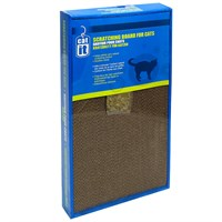 Image of Catit Scratcher with Catnip, Wide (Large)