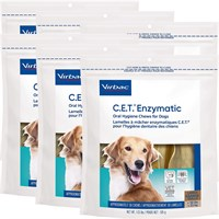 6-PACK CET Chews for X-Large Dogs (180 Chews)