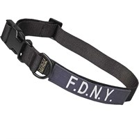 Cetacea Tactical Dog Collar - F.D.N.Y (Large)