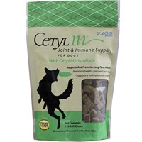 Dog Suppliesjoint Supplementship & Joint Maintenanceadvanced Cetyl M Joint Formula