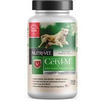 NEW! Advanced Cetyl M for Dogs (360 Tablets)