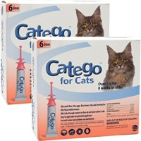 Ceva Catego For Cats (12 Doses)