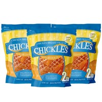3-PACK Chickles Chicken Breast Fillets for Dogs (6 lb)