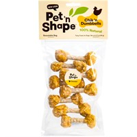 Pet 'n Shape Chik 'n Dumbbells - 3.17 oz