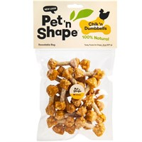 Pet 'n Shape Chik 'n Dumbbells - 8 oz