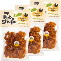 Dog Suppliesdog Treats & Chewsbones And Rawhide Chewspet N Shape Chik N Rings