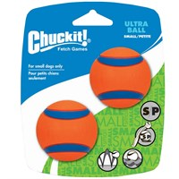 Chuckit! Ultra Ball - Small (2 pack)