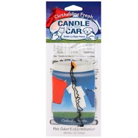 Candle for the Car - Clothesline Fresh