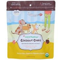 CocoTherapy® Coconut Chips (6 oz)
