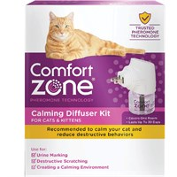 Comfort Zone Calming Diffuser for Cats & Kittens (1-Pack)