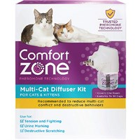 Comfort Zone Multi-Cat Diffuser for Cats & Kittens (1-Pack)
