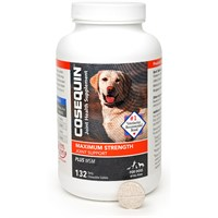 Cosequin DS PLUS MSM Chewable Tablets (132 Count)