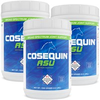 Cosequin ASU for Horses 3-PACK (3900 gm)