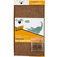 Cosmic Catnip Double Wide Cat Scratcher