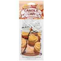 Candle for the Car® - Creamy Vanilla