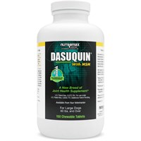 Dasuquin for Large Dogs 60 lbs. & over with MSM (150 Chewable Tabs)