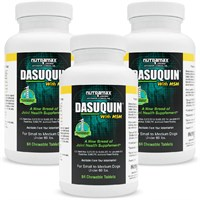 3-PACK Dasuquin for Small/Medium Dogs under 60 lbs. with MSM (252 Chews)