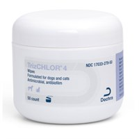 Dechra TrizCHLOR 4 Wipes (50 count)