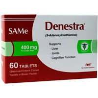 Denestra SAMe 400 mg (60 Tablets)