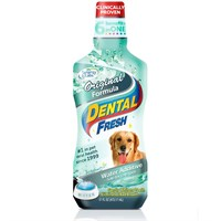 Dental Fresh Original Formula Water Additive for Dogs (17 fl oz)