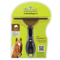 "FURminator DeShedding EQUINE & Large Dog Breeds Tool - 5"" Edge"