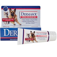 Dog Suppliesskin & Coatantiitch & Hot Spot Solutionsdermasol Skin Care For Dogs & Cats
