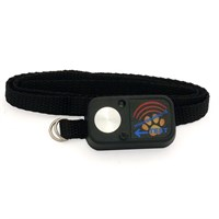 Digital Water-Resistant Ultrasonic Pet Collar