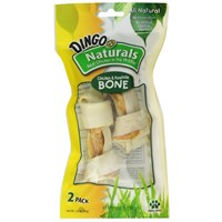 Dingo Naturals Small Bone (2 pack)