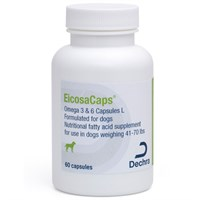 Dog Suppliesskin & Coatfish Oil & Omega Supplementsdechra Eicosaderm